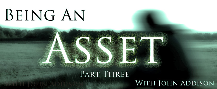 Being An Asset