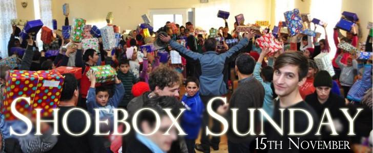 Shoebox Sunday