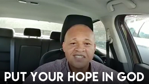 Put Your Hope in God